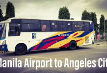 How to Get to Angeles City from Manila Airport