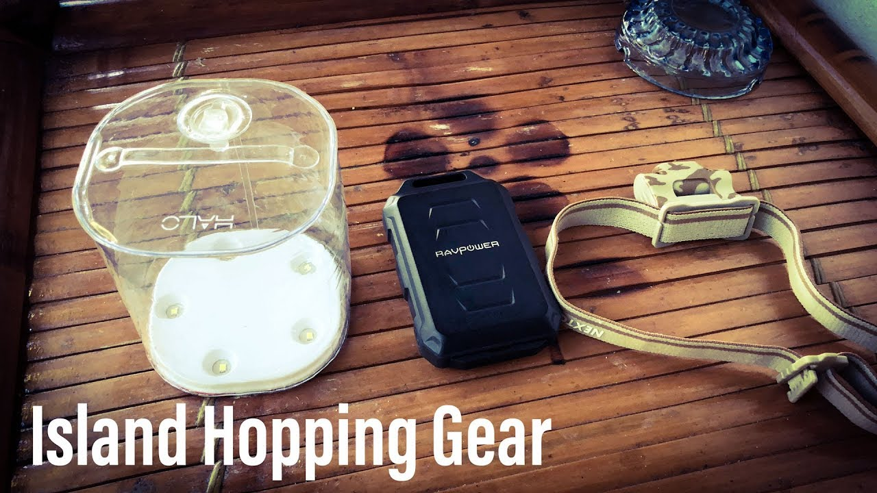 Three Pieces of Gear for Island Hopping in the Philippines