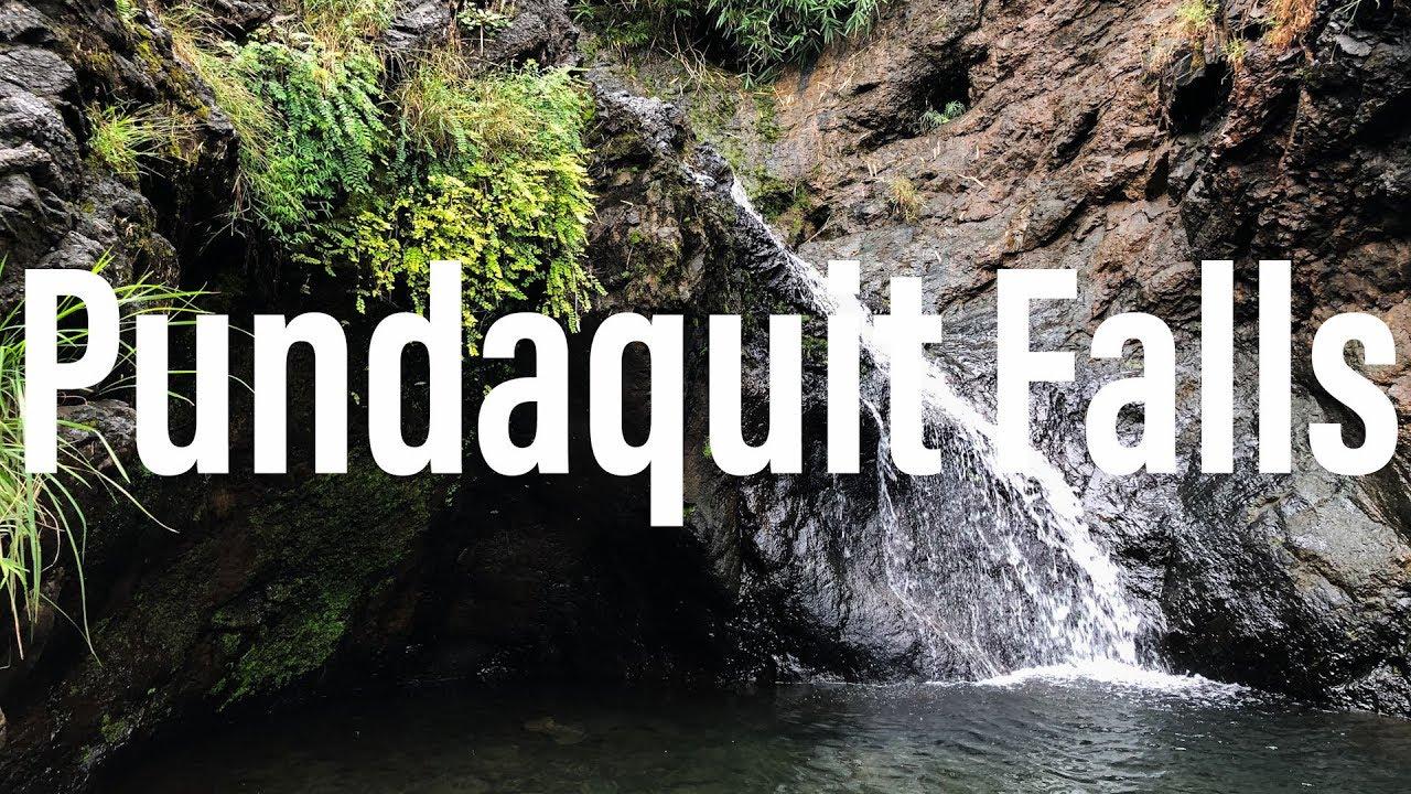 Pundaquit Beach, Philippines - Day 2 - Jungle Trekking to the Waterfalls