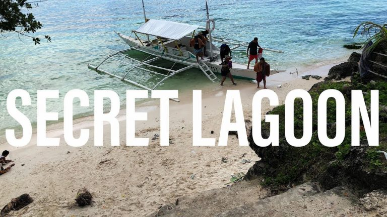 Alona Beach - The Secret Lagoon - Panglao Island, Bohol, Philippines