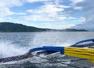 My Journey to Puerto Galera via Batangas Pier - Next Time I'll Fly AirJuan