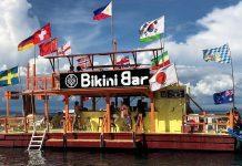 Bikini Bar – Puerto Galera – Best Floating Bar in the Philippines