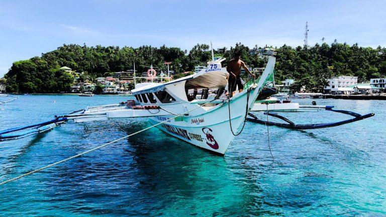 Bikini Bar - Sabang Beach, Philippines