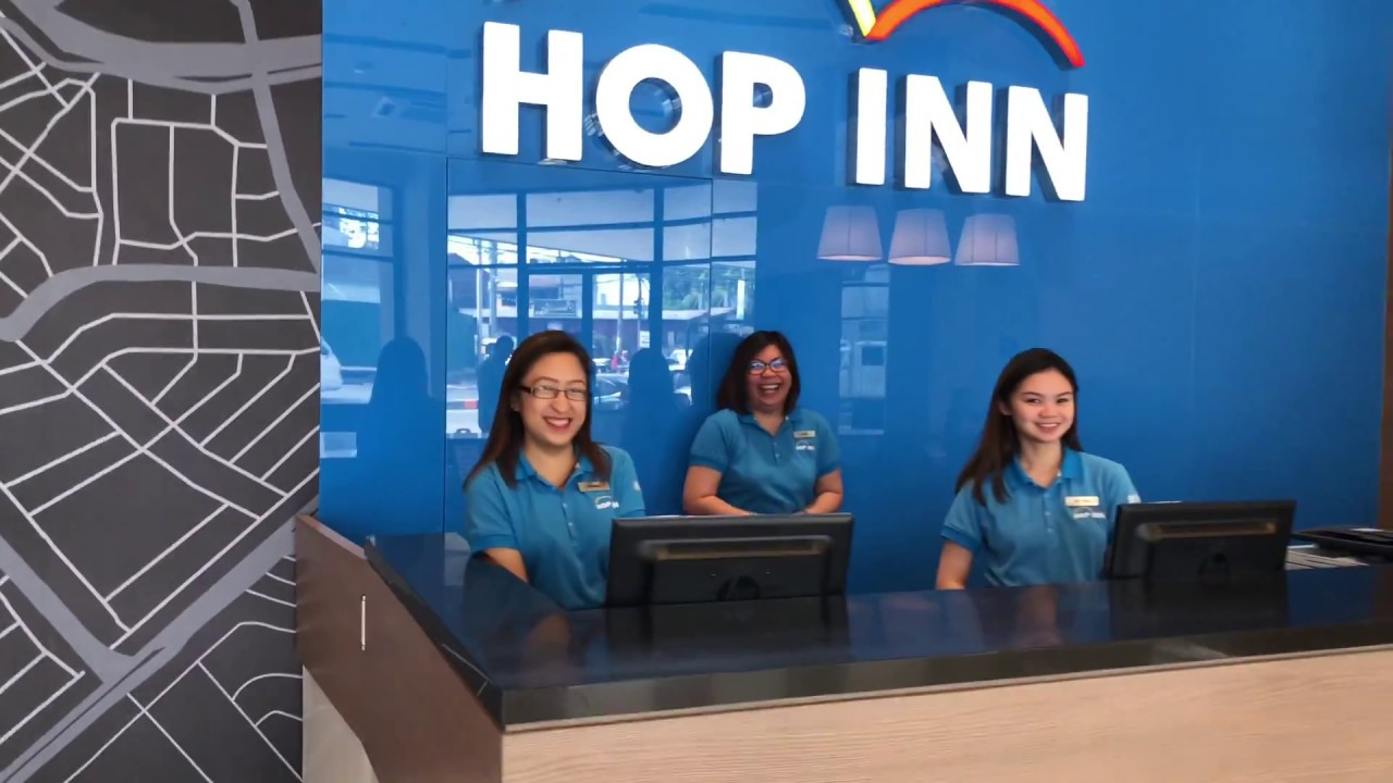 Hop Inn Makati - Manila, Philippines - Excellent Budget Hotel